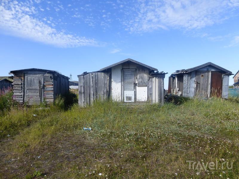 Мурманская область, Кольский район, село Териберка / Фото из России