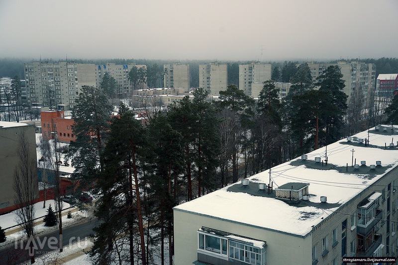 г. Заречный Пензенская область / Фото из России