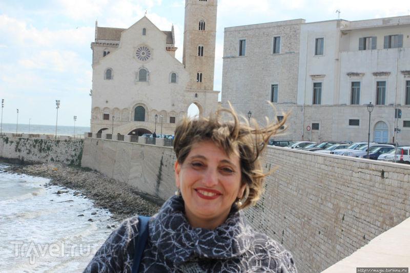 Трани с бризом / Италия