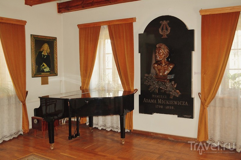 Новогрудок: дом-музей Адама Мицкевича