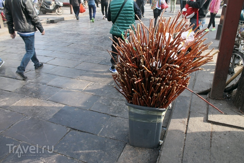 Китай: Сиань. Третий по популярности / Китай