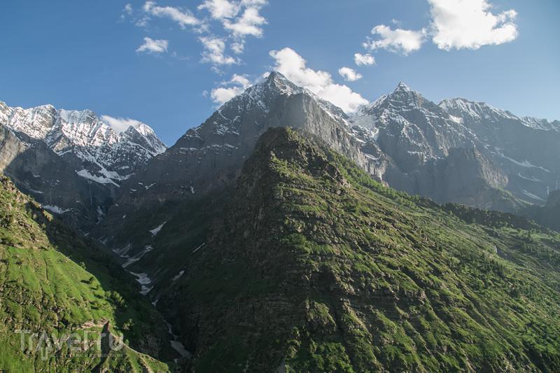 Волшебные горы Лахула и спокойный Кейлонг / Индия