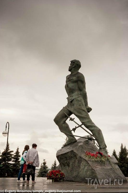 Один день в Казани / Россия