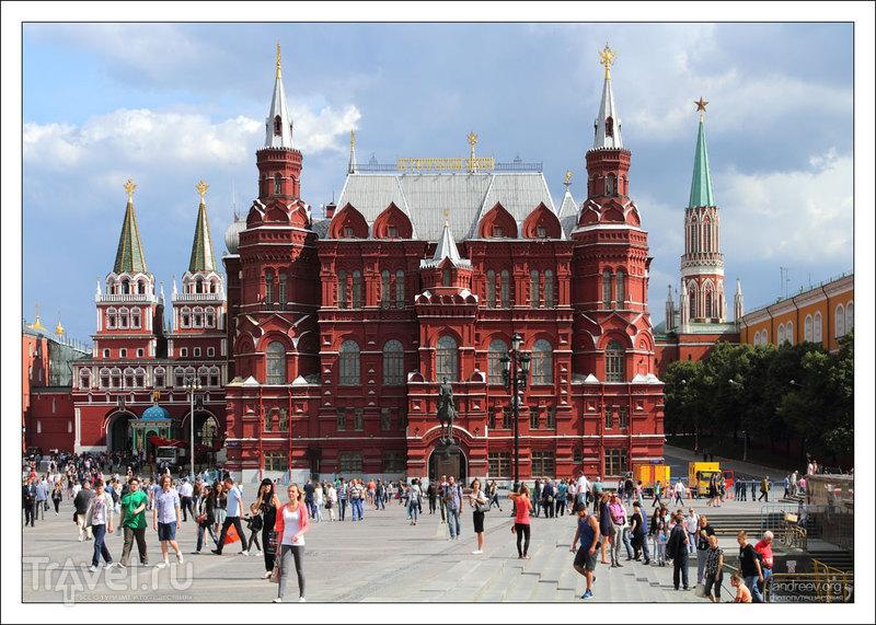 Российский отпуск в четырех городах. Эмигрантские впечатления / Россия