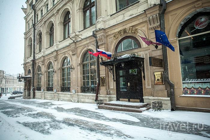 """Отель """"Кузнецкий Инн"""""""