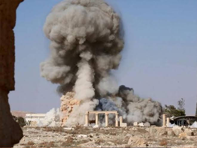 Воспоминания о Пальмире / Сирия