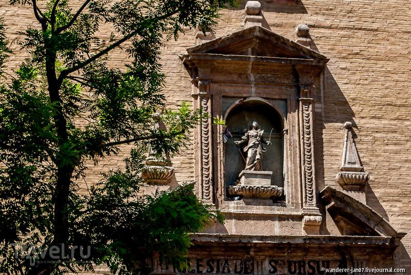 Испания мимоходом. Валенсия / Фото из Испании