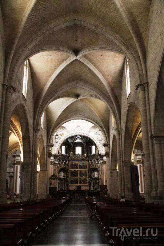 Исторический центр Валенсии: от ворот  Серранос до Площади Богоматери / Испания