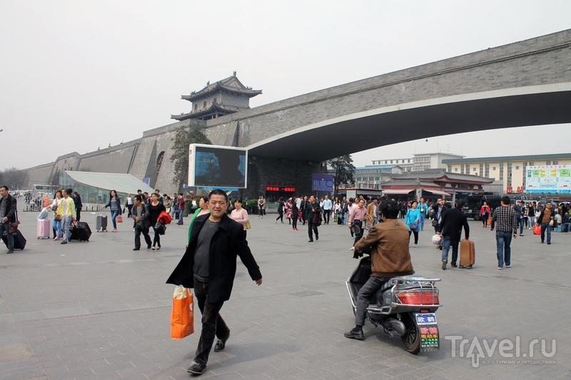 Китай: Сиань. Что можно увидеть интересного / Китай