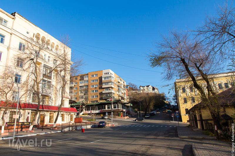 Владивосток: прогулки по улицам / Фото из России