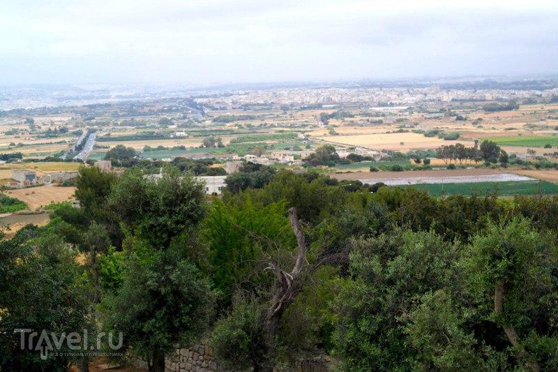 Мдина. Прогулка по бывшей столице / Мальта