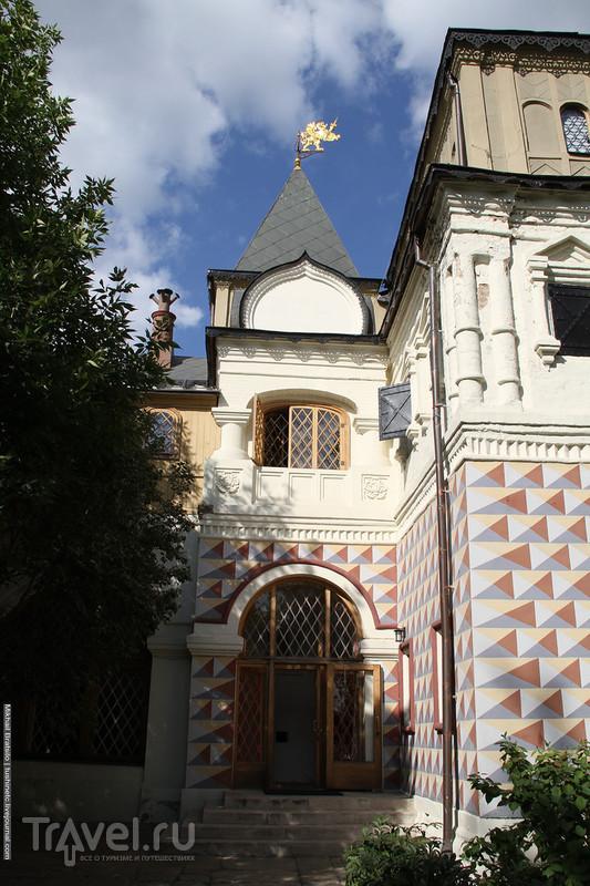 Палаты бояр Романовых / Россия