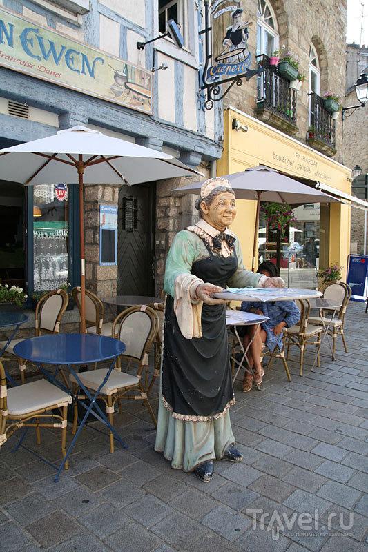 Бретань. Прогулка по городу Ванну / Франция