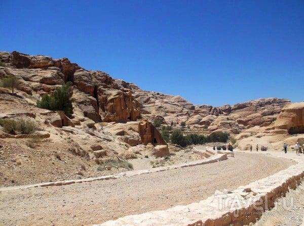 Акаба и каньон Сик. Иордания / Иордания