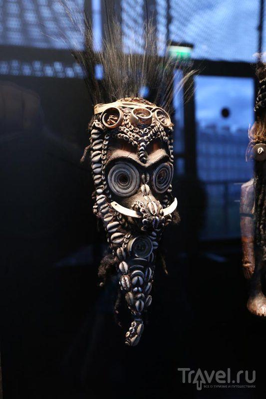 Музей Бранли, Париж / Франция