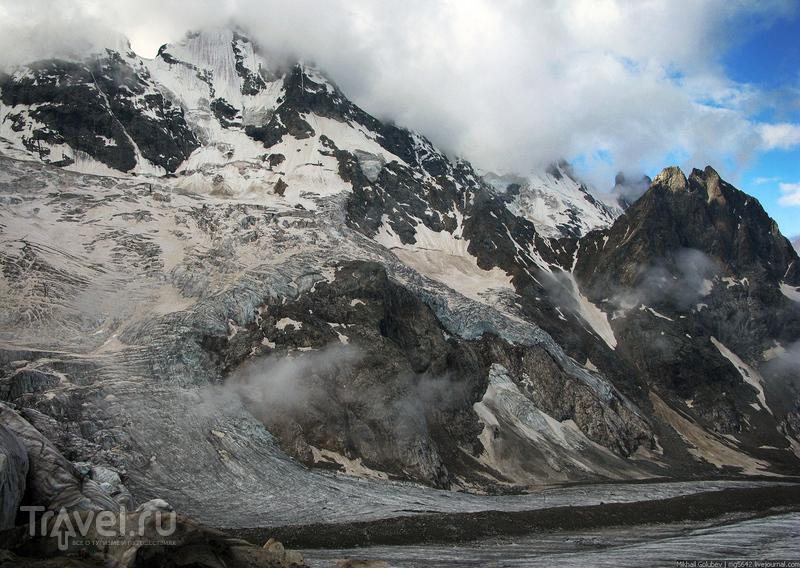 О вершинах Кавказа. Светгар, Лекзыртау, Тоттау / Фото из Грузии