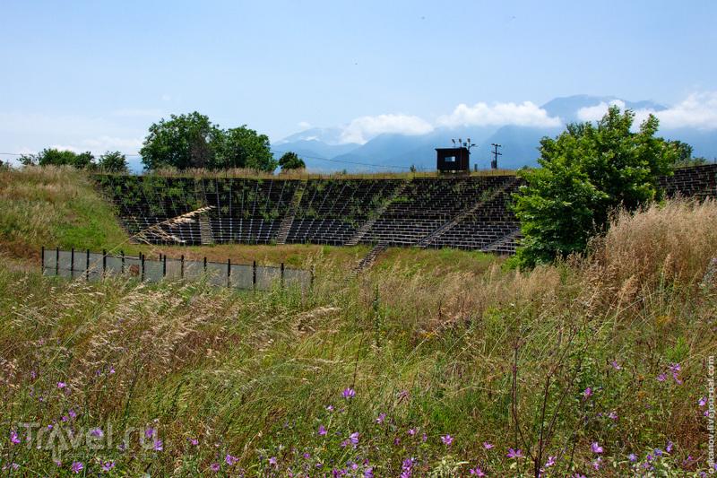 Олимпийские зарисовки / Фото из Греции