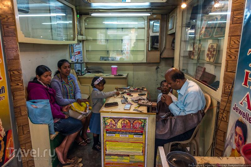 Нувара-Элия, знакомство с местным колоритом / Фото со Шри-Ланки