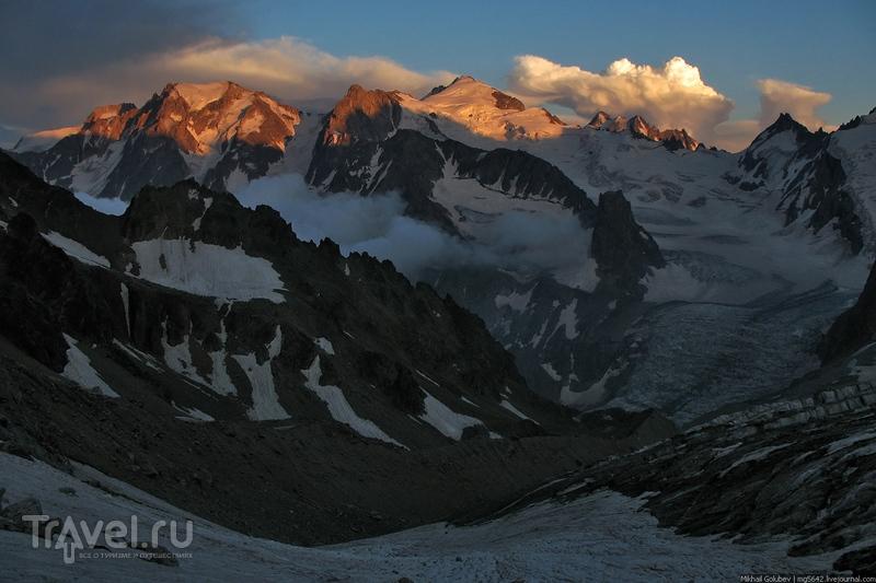 О вершинах Кавказа. Чаттау, Куро и Шино / Фото из России