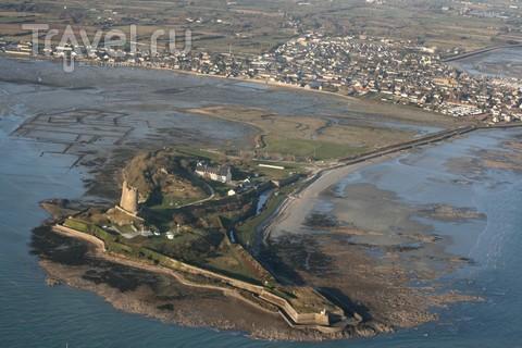 Форт Де Ла-Хоуг - малоизвестная классика французской фортификации на побережье Нормандии / Франция