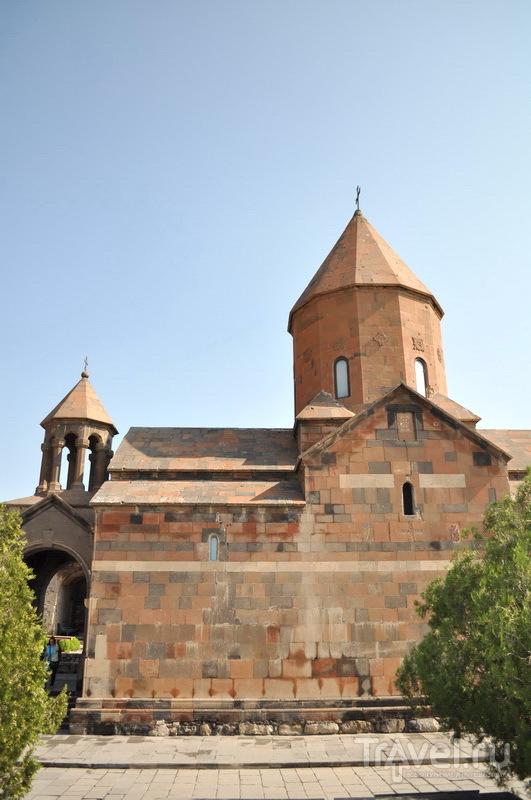 Церковь Святой Богородицы / Фото из Армении