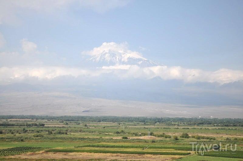 Арарат и долина Аракса / Фото из Армении