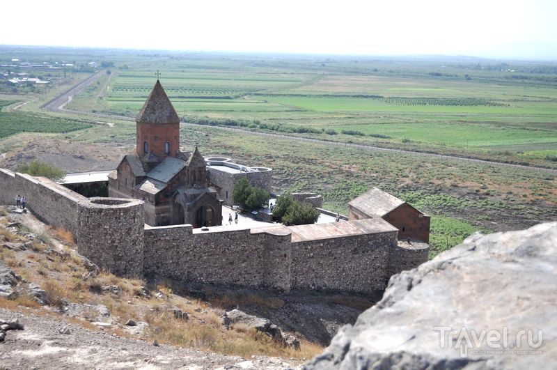 Монастырь Хор-Вирап / Фото из Армении
