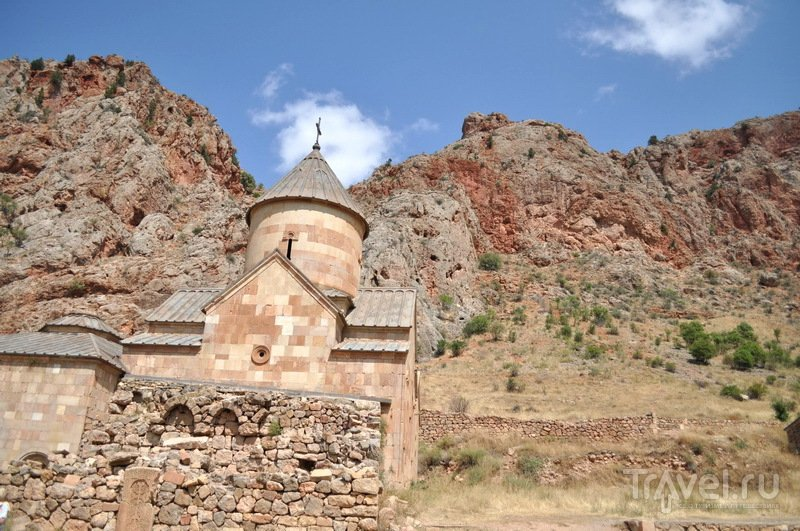 Церковь Святого Карапета, монастырь Нораванк / Фото из Армении