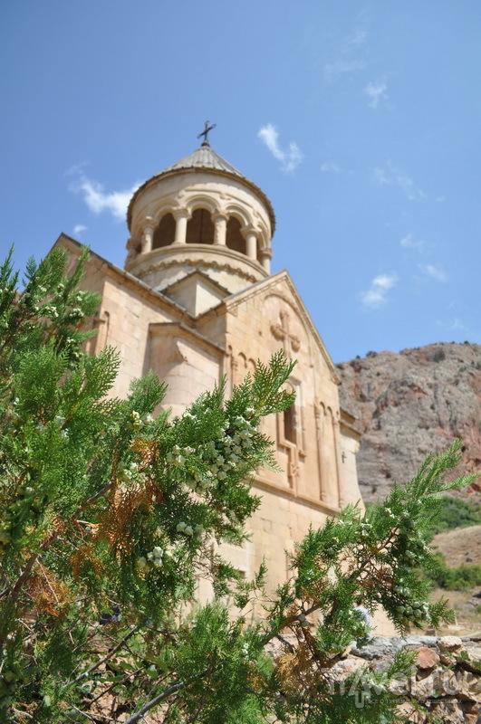 Церковь Богородицы, Нораванк / Фото из Армении