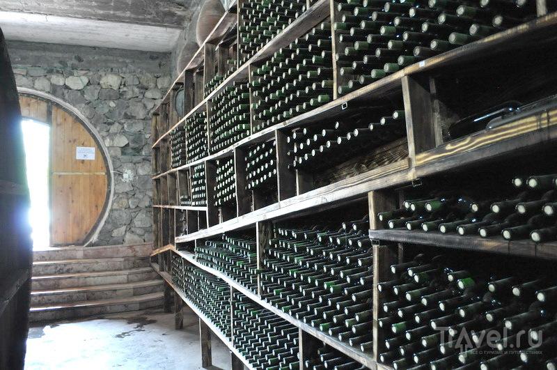 Винные подвалы Арени / Фото из Армении
