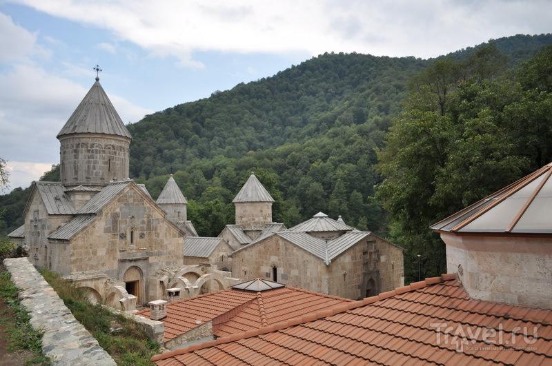 Монастырь Агарцин / Фото из Армении