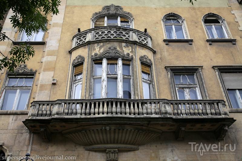 Будапешт. По Будайской крепости / Фото из Венгрии