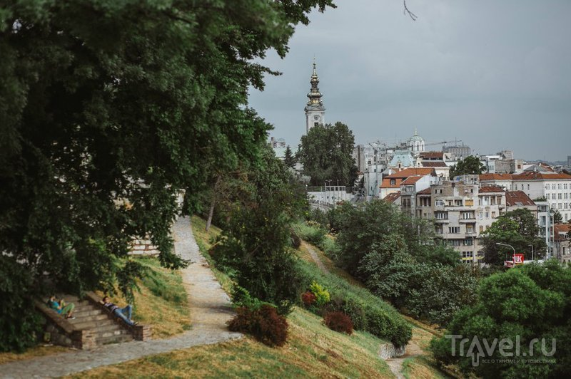 Весёлый, молодежный и обаятельный Белград / Сербия