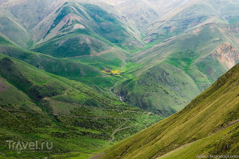 Сылтран  и гребень Двух Дятлов / Фото из России