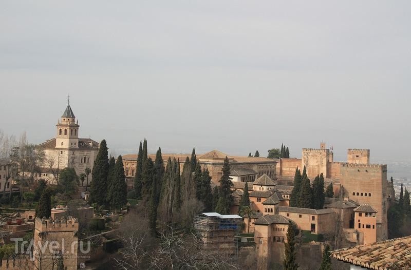 Андалусские сказки. Альгамбра / Испания