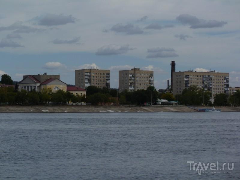 От Тольятти до Самары на яхте / Россия