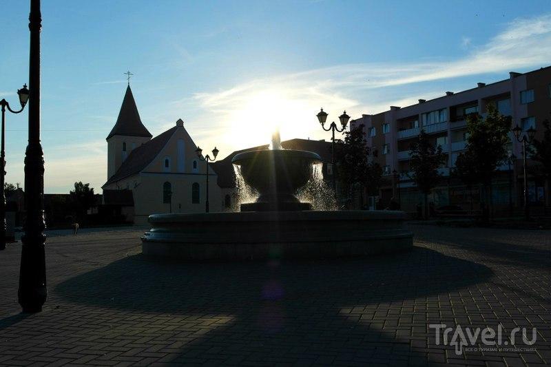 Гвардейск. Калининградская область - Так это же Европа... / Фото из России