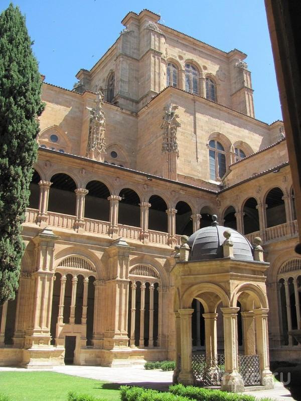 Саламанка: Дом с Ракушками, Пласа Майор и Сан-Эстебан / Испания