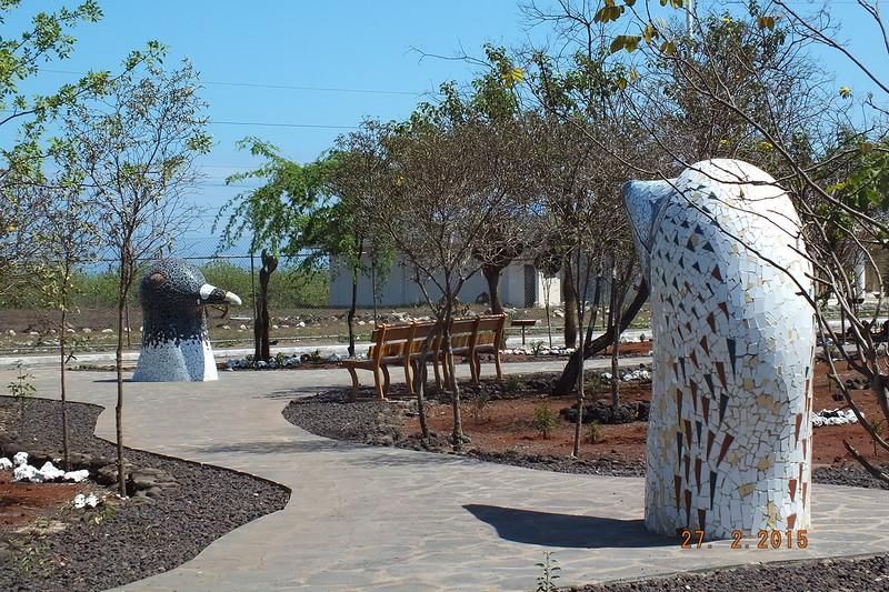 Галапагосы. Перелет остров Сан-Кристобаль - Кито / Эквадор
