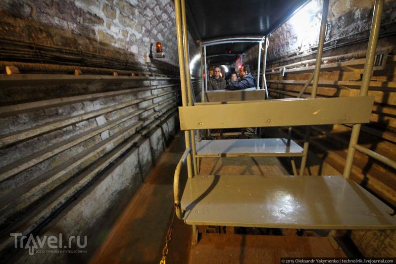 Ouvrage Fermont - подземный город, скрытый в лесах Лотарингии / Фото из Франции