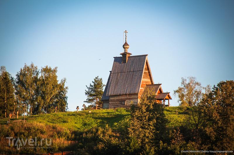 Плёс, Волга и дача Медведева / Фото из России