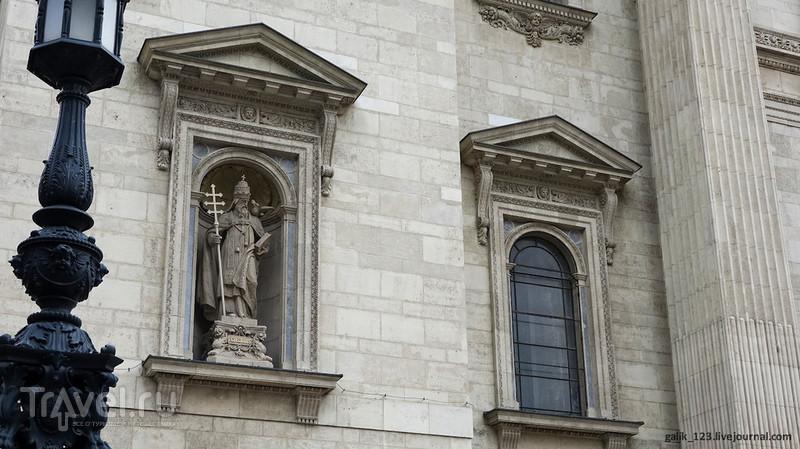 Базилика Святого Иштвана в Будапеште / Венгрия