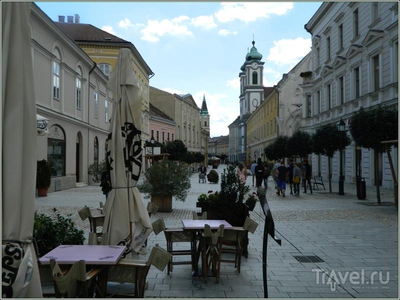 Секешфехервар / Фото из Венгрии