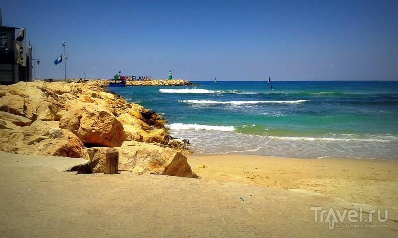 Прогулка по Тель-Авиву / Израиль