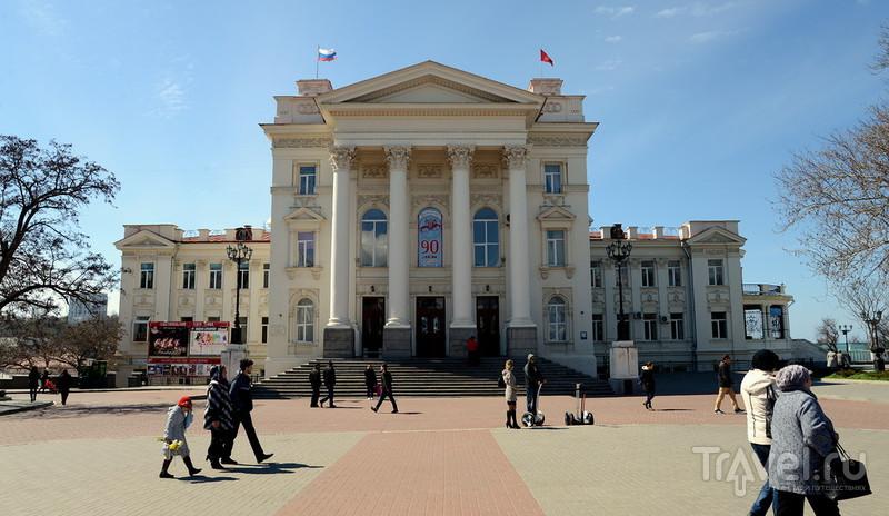 Замечательная поезда в замечательный Крым! / Фото из России