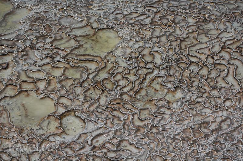 Памуккале - переоцененная пустышка или восьмое чудо света? / Фото из Турции