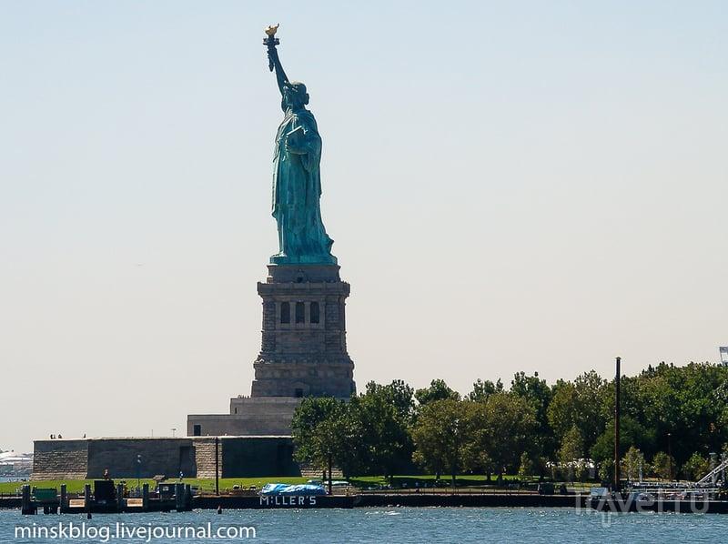 Как выглядел Нью-Йорк 10 лет назад / Фото из США