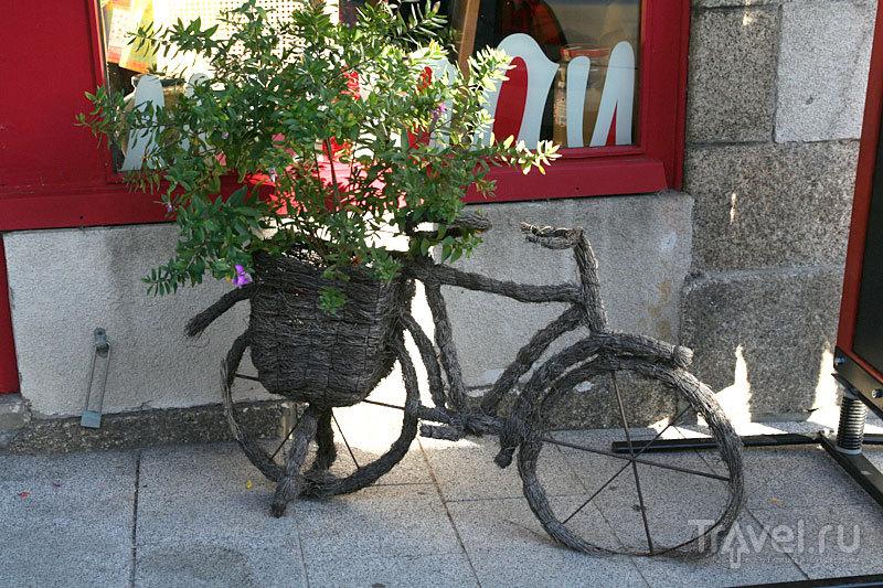 Бретань. Про Понт-Авен - город художников и старинных мельниц / Франция