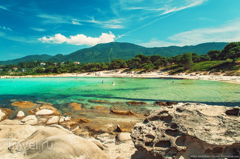 Вурвуру - Земля Варваров / Фото из Греции