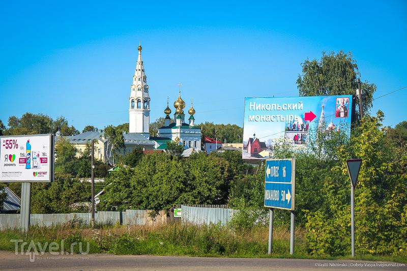 54 метра над Волгой / Фото из России
